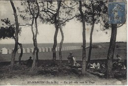 Ile De Ré  Saint Martin - Ile De Ré