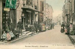 SERVIAN - GRAND' RUE  (1)  - - France