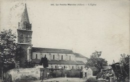 La Petite Marche Près Montluçon - France