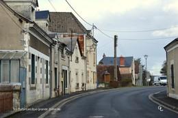 Buzançais (36)- Rue Grande (Edition à Tirage Limité) - France
