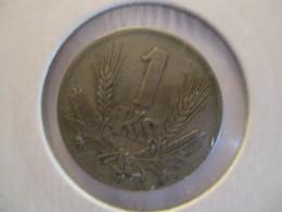 Slovaquie: 1 Kr 1940 - Slovaquie