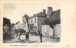 41 - Champigny-en-Beauce - La Grande-Rue Pendant Les Manoeuvres - France