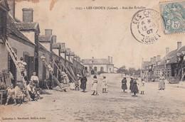 (45) LES CHOUX ( 501 H) Rue Des Echelles ( Très Animée)  En L'état - France