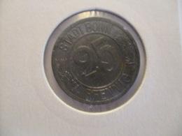Germany: 25 Pfennig 1920 Stadt Bonn - Noodgeld