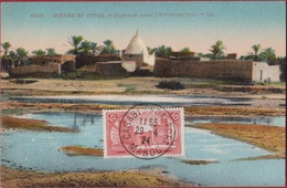 Marokko Maroc Maroc Morocco Casablanca Cachet Obliteration - Lettres & Documents