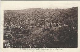 Lozere : St Frézal De Ventalon, La Ponge - France