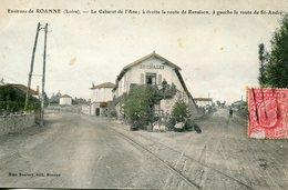 ENVIRONS De ROANNE - RIORGES - LE CABARET De L ' ÂNE - - Riorges