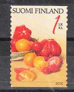 Finlandia  Finland   -   2015. Aranci  E  Pomodori.  Oranges And Tomatoes. MNH - Frutta
