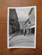 Albertville (rue Principale?) - Pâques 1932 - Lieux