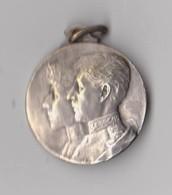 Albert I En Elisabeth, Prachtige Medaille, Collectors! - Royal / Of Nobility
