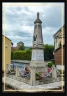 08  SAULCES  CHAMPENOISES    .. ..  Le  Monument  Aux  Morts - France