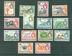Tristan Da Cunha 14-27 Set Views Wildlife More Cancelled Cat $49 US WYSIWYG 1954 A04s - Tristan Da Cunha