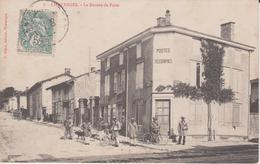 10. Chavanges. Le Bureau De Poste. Tbe - Sonstige Gemeinden