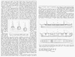 NAVIRES INSUBMERSIBLE à FLOTTEURS  1901 - Transportation