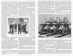 """UN ORCHESTRE ORIGINAL """" HUIT CARILLONNEURS """"  1901 - Musik & Instrumente"""