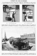 """L'ENTREPOT Des LAINES Du PORT De  """" DUNKERQUE  """" 1901 - Picardie - Nord-Pas-de-Calais"""