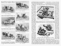"""SALON De L'AUTOMOBILE   """" Les Petites Voitures  """"   1901 - Transportation"""