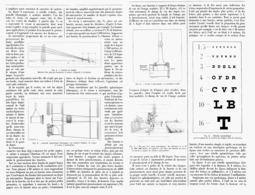 JUMELLES APLANETIQUES CHAMPIGNY Et VISEUR à MICROMETRE   1901 - Technical