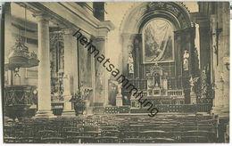 Maubeuge - Inneres Der Kirche - Verlag Georg Stilke Brüssel - Maubeuge