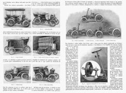 """SALON De L'AUTOMOBILE   """" Les Grandes Voitures """"   1901 - Transportation"""