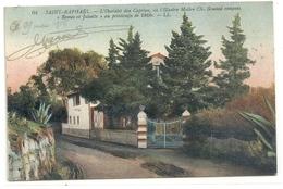 """SAINT-RAPHAEL. L'OUSTALET DON CAPELAN OU L'ILLUSTRE MAITRE CH. GOUNOD COMPOSA """"ROMEO ET JULIETTE """" EN 1866. - Saint-Raphaël"""