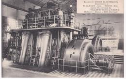 Société L'UNION ELECTRIQUE - Usine Thermique De Villefranche-sur-Saône Moteurs - Directions à Saint-Claude Bourg - Industrie