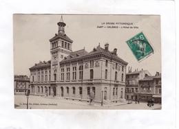 CPA : 14 X 9  -  LA DROME  PITTORESQUE  -  3487  -  VALENCE - L'Hôtel De Ville - Valence