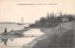 ¤¤   -   LA CHAPELLE-SAINT-MESMIN   -   Le Bord De La Loire  -  L'Entrée Du Bois   -  ¤¤ - France