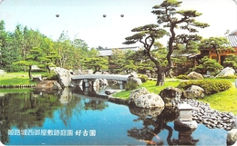 MONUMENT - TEMPLE - PAYSAGE - CHATEAU - CULTE - Télécarte Japon - Landscapes