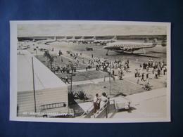 BRAZIL - BRASILIA AIRPORT POST CARD - Aerodrome