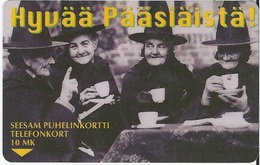 FINLAND - Hyvää Pääsiäistä  - 7600ex - Finland