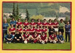 Torino 1974/75 - Non Viaggiata - Fussball