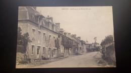 Danvou - Le Bourg Et La Route D'Aunay / Editions Marie - France