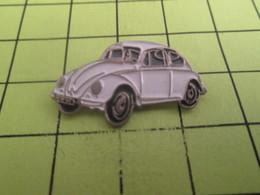 613d Pin's Pins / Beau Et Rare : THEME AUTOMOBILE / Alors On Pollue L'Europe Et On Ment ? VW COCCINELLE - Volkswagen