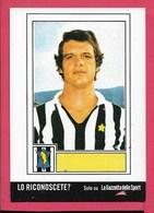 Juventus - Capello - Non Viaggiata - Soccer
