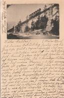 Kötzschenbroda, OT Radebeul, Zahnradbahn? 1903 - Radebeul