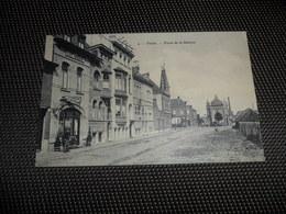 Thielt  Tielt  Place De La Station  Bertels N° 4  ( Niet Verstuurd ) - Tielt