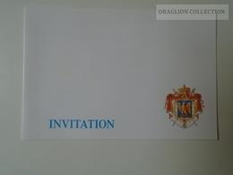 E0326  Hongrie - Invitation - Les Uniforms Des Generaux Hongrois - Galerie Napoléon  Budapest XX. - 1991 - Programs