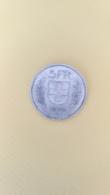 Moneta Svizzera 5 Francs 1932 B - Switzerland