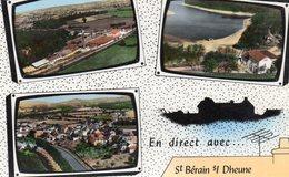 Saint Bérain Sur Dheune - Multivues - France