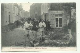 Louvain -  La Rue De Malines  ( 2 Scans) - Leuven