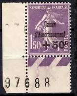 France Caisse D'Amortissement YT N° 268 Neuf ** MNH. Gomme D'origine.  TB. A Saisir! - Frankreich