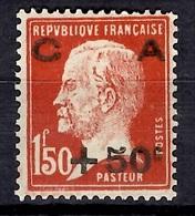 France Caisse D'Amortissement YT N° 255 Neuf ** MNH. Gomme D'origine.  TB. A Saisir! - Frankreich