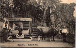 Portugal Madeira Bullock Car - Madeira