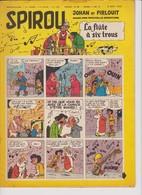 Spirou  N°1047 - 8 Mai 1958 - Spirou Magazine