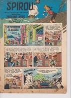 Spirou  N°1048 - 15 Mai 1958 - Spirou Magazine
