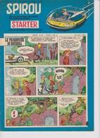 Spirou  N°1049 - 22 Mai 1958 - Spirou Magazine
