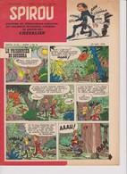 Spirou  N°1050 - 29 Mai 1958 - Spirou Magazine