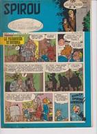 Spirou  N°1053 - 19 Juin 1958 - Spirou Magazine