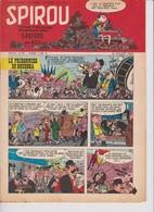 Spirou  N°1056 - 10 Juillet 1958 - Spirou Magazine